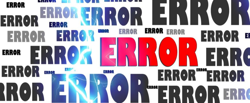 Jasna strona błędu 404. Jak sprawić, by działał na Twoją korzyść?