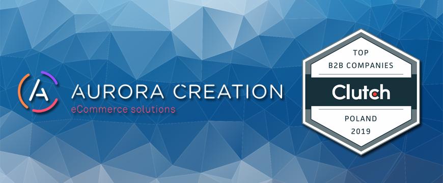 Aurora Creation wśród najlepszych developerów e-commerce w Polsce
