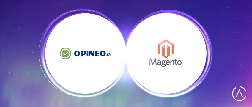 Moduł Opineo.pl na Marketplace Magento 2