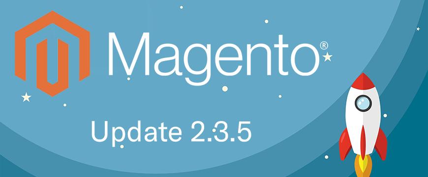 Magento 2.3.5: Wszystko o najnowszej wersji