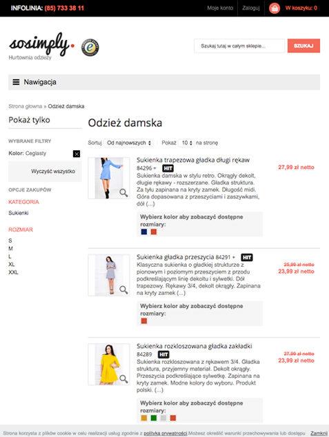 sosimply.pl - tablet