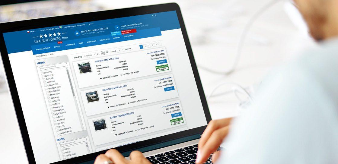 USA-AUTO-ONLINE.com Polska